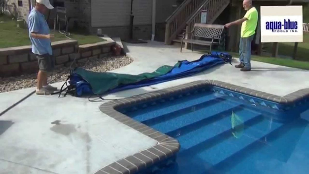Winterize An Inground Pool Install A Safety Cover My Blog