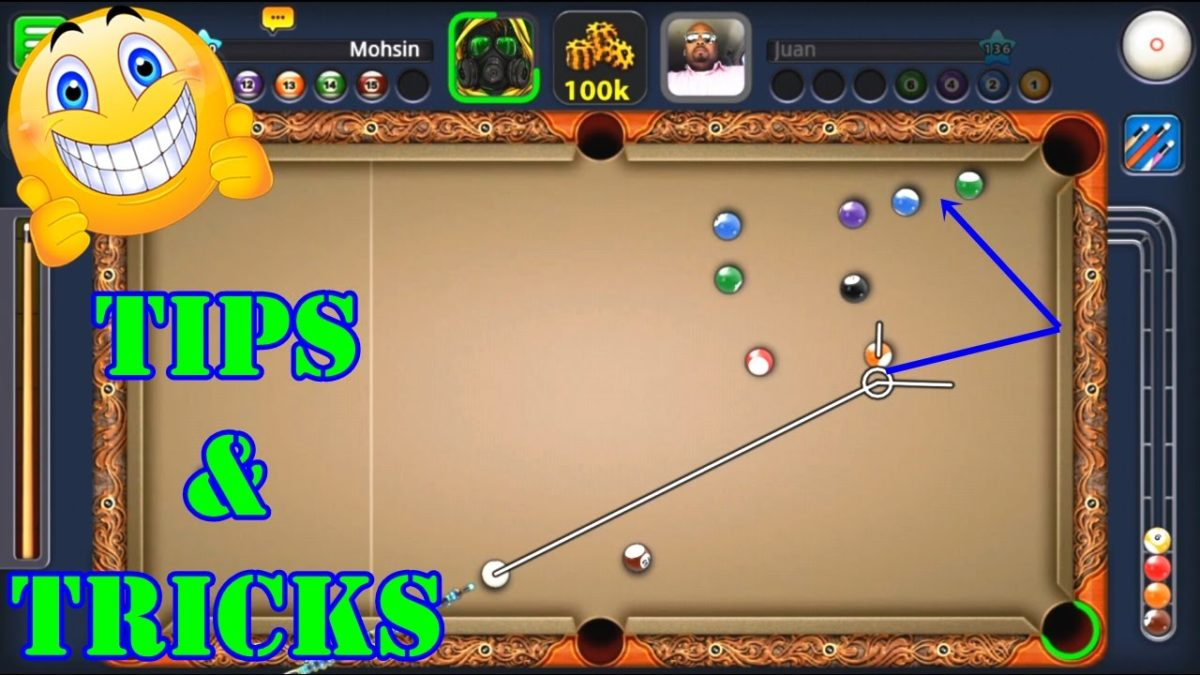 8 Ball Pool – HOW TO PLAY SAFETY SHOTS??? (TIPS AND TRICKS FOR DEFENSIVE GAMEPLAY) HD