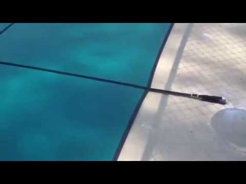 How to install a pool cover