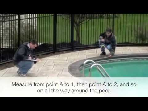 How to Measure For an Inground Pool Safety Cover