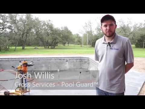 Pool Guard™ Brazos Valley Pool Safety Fence Installation 2017